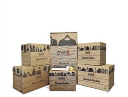 4+1 Evler İçin Taşıma Kolisi, 42 adet Kraft Koli Paketi